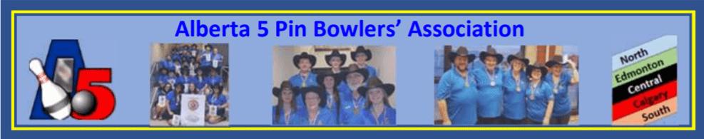 Alberta 5 Pin Bowlers' Association